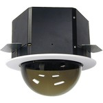 Axis Communications INDOORFIXEDCAMERADOME Indoor, Recessed Ceiling Housing For Axi