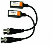 AZCO AZBLN202 1 Channel Passive Video Transmitter 1000FT with Pigtail