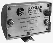 Blonder Tongue CMA-UC Preamplifier Broadband & UHF, 470-806 MHz