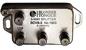 Blonder Tongue SCVS3 B/T Splitter