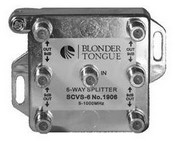 Blonder Tongue SCVS-6 6-Way L-Style Splitter