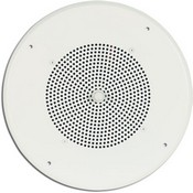 Bogen S810T725PG8W Ceiling Speaker Assembly with S810 8