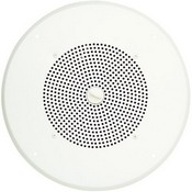 Bogen S86T725PG8UVK Ceiling Speaker Assembly with S86 8