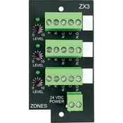 Bogen ZX3 3-Zone Expansion Module for UT1312