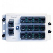 Channel Vision C-0437 Telephone Distribution Module 4 Lines To 12 Locations