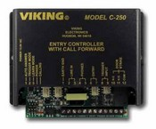 Viking Electronics C-250 Single Line Door Controller With Call Fo