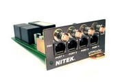 Nitek CHM16 Crossover & 24 VAC Power Insertion Module