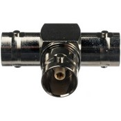 Comprehensive BT-J 75 Ohm 3-Way BNC Female T-Adapter