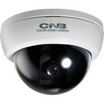 Cnb Technology DFP50SW Dome Camera 1/3? High Sensitivity Ccd (9