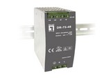 Cp Technologies POW4820 75W 48Vdc Industrial Power Supply, Poe R