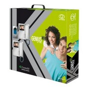 Comelit 8482U Genius 2 Family Kit - Includes 2 Monitor