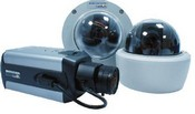 Dedicated Micros DM-CMVU500-PN CamVu 480p IP Camera PoE Only