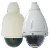 Dedicated Micros DM-WSD-18C-N 470TVL 18X Color Outdoor Oracle PTZ Dome