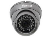 Digimerge DCV54DL 700+TVL 960H EXVIEW II Day/Night V.Dome 3-Axis VF2.8-12mm 100ft IR DNR IP66 12/24V