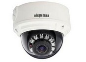 Digimerge Technologies DPV24TLXR 700+ TVL Polaris Vision TDN Varifocal Smart IR Vandal Dome