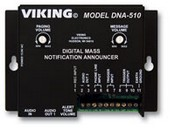 Viking Electronics DNA-510 Mass Notification Announcer