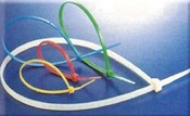 Dolphin DC630 Nylon Cable Ties Standard Natural 100 Per Bag