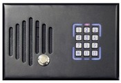 Channel Vision DS3-6252 Telephone Entry Door Intercom with Keypad and Color Camera Oil Rubbed Bronze Finish