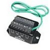 Ditek DTK8LVLPSCPX 8 PAIR - 14v- Terminal Strip - 16-22 Awg - 150ma Self Resettable Fuse Low Voltage Voice/Data