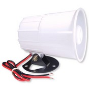 ELK ELKM120 Single Tone Exterior Siren