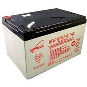 Enersys NP12-12TFR 12 Volt 12 Amp Flame Retardant Genesis NP Battery