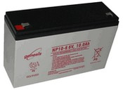 Enersys NP12-6 F1 6V12AH Battery