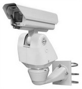 Pelco ES31CBW355NX Esprit IOP 35X Zoom Day/Night Camera with Wiper Pedestal Adapter