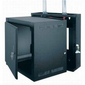 Middle Atlantic EWR-8-17SD EWR Sectional Wall Mount Rack (Black)