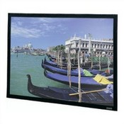 Honeywell Fire Systems 90285 High Contrast Cinema Vision Perm-Wall Fixed Frame Screen - 58