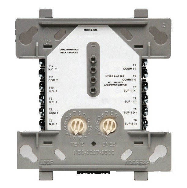 Honeywell Fire Systems Cdrm 300 Dual Relay Monitor Module