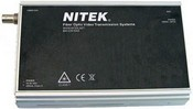 Nitek FRS311000S00 1 Channel Stand Alone Video Only Fiber Optic Receiver 1550nm