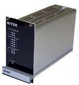 Nitek FTS541100R00 4 Channel Video By Directional Fiber Trans