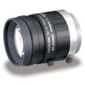 Fujinon HF12-5HA-1B 12.5mm f/1.4 Fixed Focal Lens with C-Mount and Locking Iris/Focus for 2/3-Inch CCD, Industrial and Machine Vision