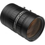 Fujinon HF75SA-1 75mm f/1.8 C-Mount Fixed Focal Lens for 5 Mega Pixel Cameras, Metal Mount