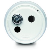 Gentex 9123HF P/E Smoke Detector, 120VAC withTemporal 3, Isolated 135-deg(f) Heat, Contacts, 9V Backup