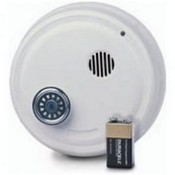 Gentex HD135, 135-degree Heat Detector, 120VAC, 9V Backup