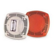 Gentex SSPKCLPR Red Low-Profile Evacuation Speaker