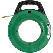 Greenlee-Textron 35743 Fish Tape, 100' Fiberglass