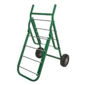 Greenlee-Textron 9510 Deluxe A-Frame Wire Cart