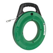 Greenlee-Textron FTS438W-100 Magnum Pro Steel Fish Tape with Case 1/4