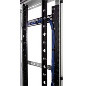 Great Lakes Case & Cabinet VLB-84 Vertical Lacing Bar for 84-Inch H Enclosure; 68-Inch H x 4-Inch W