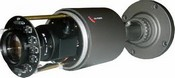 Golden State Instrument GS-755-SFB Weatherproof Bullet 6-60mm Auto-Iris Varifocal Lens 600 TVL Color Camera