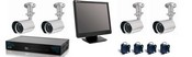 Golden State Instrument GS-SLVR-CCTV-PK2 CCTV All-in-One Kit