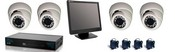 Golden State Instrument GS-SLVR-CCTV-PK3 CCTV All-in-One Kit