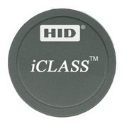 HID 2060PSSMN iClass Tag 2K/2 Programmed
