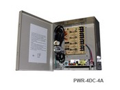 IC Realtime PWR4DC4A 4 Channel 12VDC @ 4 amp UL listed Power Distribution Box