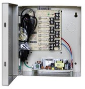 Ic Realtime PWR8DC4A 8 Channel 12VDC @ 4 amp UL listed Power Distribution Box