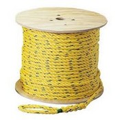 Ideal Industries 31-841 Pro-Pull™ Polypropylene Rope, 1/4 inch diameter x 1000 feet long