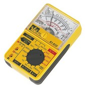 Ideal Industries 61-610 Analog Multimeter (SP5A)