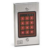 Linear 212W Indoor / Outdoor Flush-mount Weather Resistant Keypad